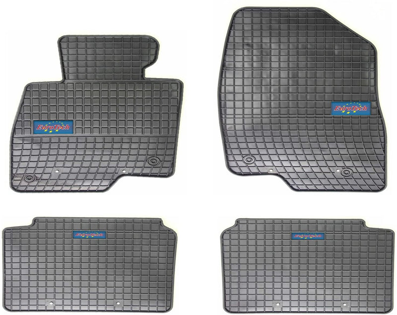 Car Mats For Mazda 6 III 2013 - Current - No Smell - Custom set MADE IN EUROPE