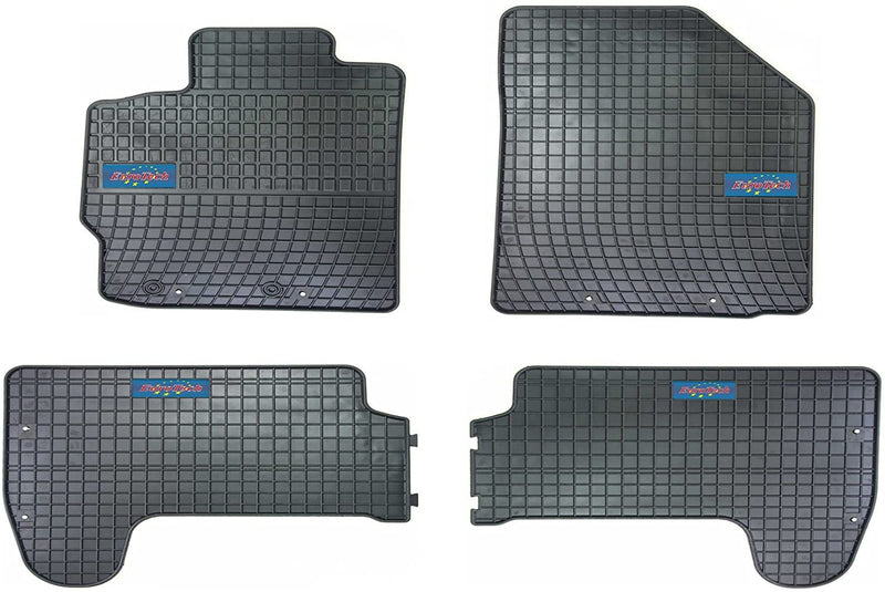 Car Mats For Toyota Yaris 2005-2011 No Smell - Custom set MADE IN EUROPE