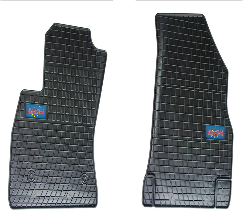 Car Mats For Dodge Promaster City Passenger 2015 - Current - No Smell - Custom set MADE IN EUROPE