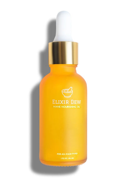 Mane - Hair Nourishing Oil - Elixir Dew