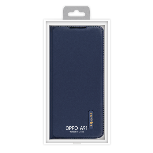 OPPO A91 Wallet Protective Case