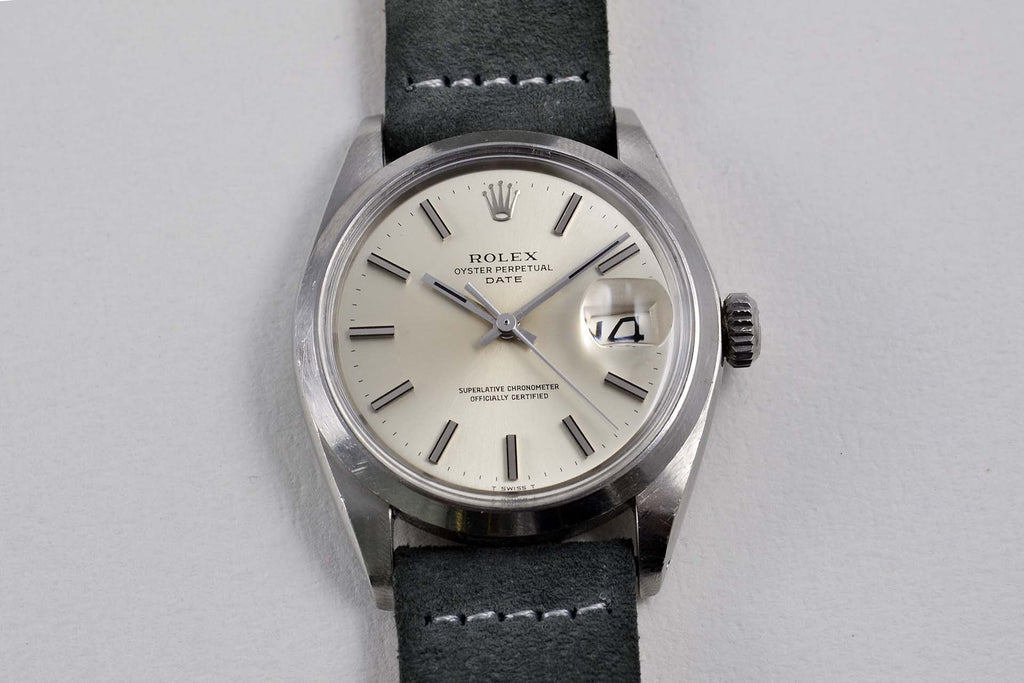 Rolex 1500 Oyster Perpetual Date - 1972 - LumeVille