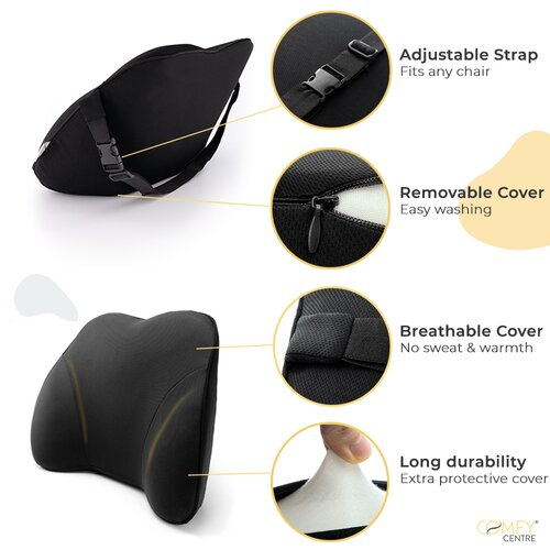 Lumbar Support Car & Office Chair