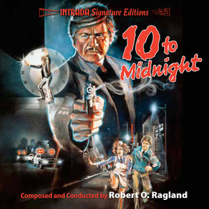 10 To Midnight - Complete Score - Limited 1000 Copies - Robert O Ragland