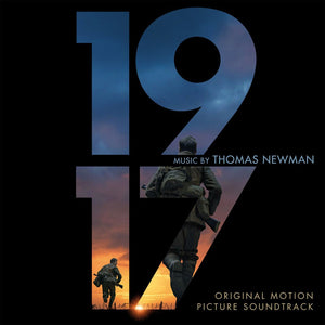 1917 - 2 x Coloured Vinyl - Limited 2000 Copies - Thomas Newman