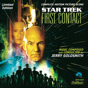 Star Trek First Contact - Expanded Score - Limited Edition - Jerry Goldsmith