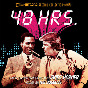 48 Hours - Complete - Limited 5000  - James Horner