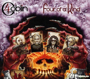 Four Of A Kind - Original Tracks - (Purple Vinyl) - Limited 500 Copies - Goblin