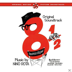 8 1/2 - Complete Score - Limited Edition - Nina Rota