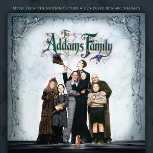 The Addams Family - Expanded Score - Limited 3000 Copies - Marc Shaiman