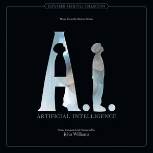 Artificial Intelligence - 3 x CD Complete - Limited 3000  - John Williams