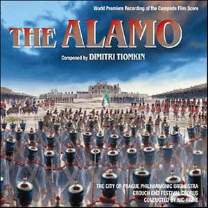 The Alamo - 3 x CD Complete Score - Limited 3000 Copies - Dimitri Tiomkin