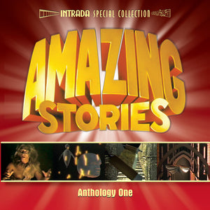 Amazing Stories Vol 1 - 2 x CD Complete  - Limited 3000 Copies - John Williams