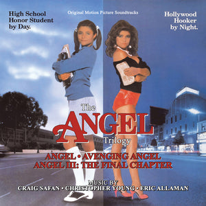 The Angel Trilogy - Complete Score - Limited 1200 Copies - Craig Safan / Christopher Young