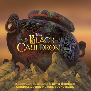 The Black Cauldron - Expanded Score - Limited Edition - Elmer Bernstein