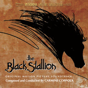 The Black Stallion - 3 x CD Complete Score  - Carmine Coppola