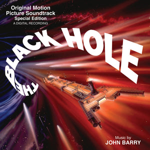 The Black Hole - Expanded Score - (SOLD OUT) - John Barry