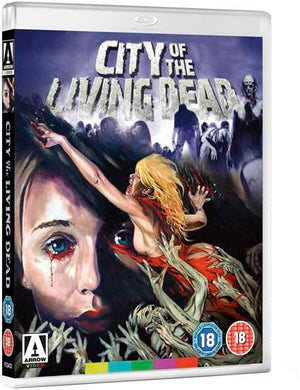 City Of The Living Dead - Blu Ray - (OUT OF PRINT) - Lucio Fulci