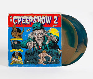 Creepshow 2 - 2 x LP Complete Score - (Chief Woodenhead Vinyl) - Limited Edition - Rick Wakeman