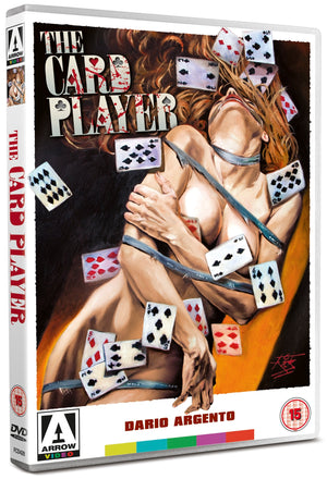 The Card Player - DVD Special Edition - (Uncut) - Dario Argento