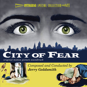 City Of Fear - Complete Score  - Jerry Goldsmith