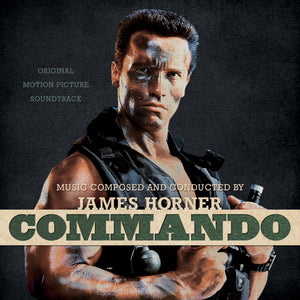Commando - Expanded Score - Limited 2000 Copies - James Horner