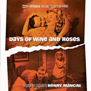 Days Of Wine & Roses - Expanded Score  - Henry Mancini
