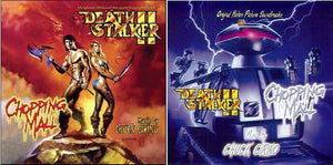 Deathstalker II / Chopping Mall - Complete Scores - Limited 1000 Copies - Chuck Cirino