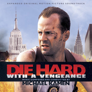 Die Hard With A Vengeance - 2 x CD Expanded Score - Limited 4000 Copies - Michael Kamen