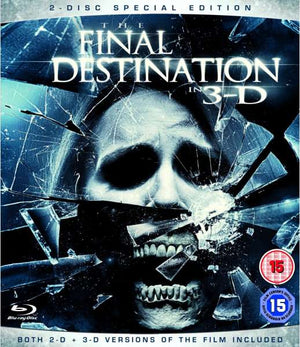 Final Destination 3D - 2 Disc Blu-Ray - Special Edition - David Ellis