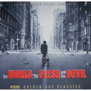 The World,The Flesh & The Devil - Complete Score - Limited 3000 Copies - Miklos Rozsa