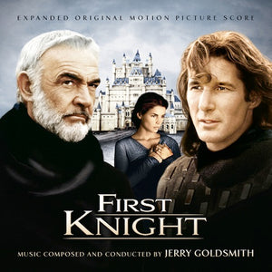 First Knight - 2CD Complete Score - Limited 5000 Copies - Jerry Goldsmith