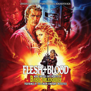 Flesh & Blood - Complete Score - Limited 1200 Copies - Basil Poledouris