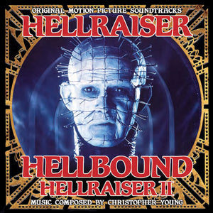 Hellraiser - Hellraiser II - 2 x CD Original Scores - Limited 2000 Copies - Christopher Young