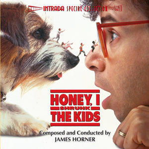 Honey I Shrunk The Kids - Complete Score  - James Horner