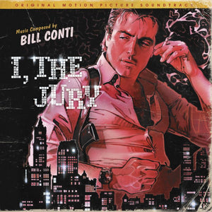 I, The Jury - Complete Score - Limited 2000 Copies - Bill Conti