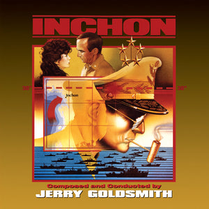 Inchon - 2 x CD Expanded Score - Limited Edition - Jerry Goldsmith