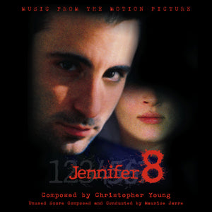 Jennifer 8 - 2CD Expanded & Rejected Score - Limited 2500 Copies - Christopher Young