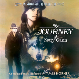 The Journey Of Natty Gann - Complete Score  - James Horner