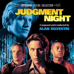 Judgment Night - Complete Score  - Alan Silvestri