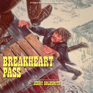 Breakheart Pass - Complete Score  - Jerry Goldsmith