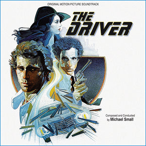 The Driver/The Star Chamber/Black Widow - 2CD Complete Scores - Limited 1000 Copies - Michael Small
