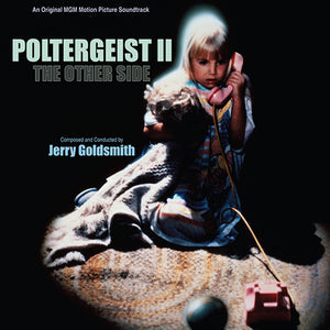 Poltergeist 2 The Other Side - 2CD Complete Score  - Jerry Goldsmith