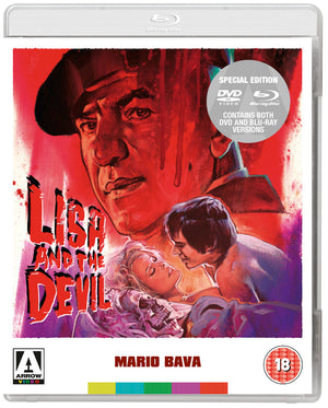 Lisa & The Devil/House Of Exorcism - 2 Disc Blu Ray - (Uncut) - Mario Bava