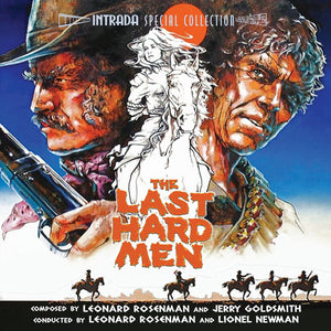 The Last Hard Men - Complete Score  - Leonard Rosenman / Jerry Gioldsmith
