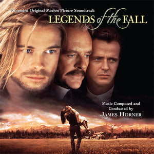 Legends Of The Fall - 2 x CD Complete Score - Limited Edtion - James Horner