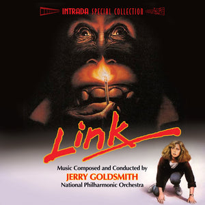 Link - Complete - Original Score  - Jerry Goldsmith