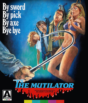 The Mutilator - 2 Disc Blu-Ray - (Uncut) - Special Edition - Buddy Cooper