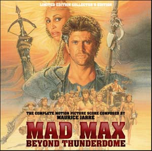 Mad Max III Beyond Thunderdome - 2CD Expanded Score - Maurice Jarre