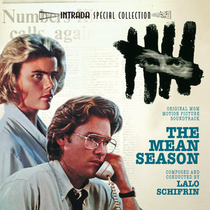 The Mean Season - Expanded Score  - Lalo Schifrin
